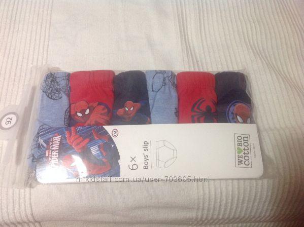 Набір трусиків Canda Spider-man р. 92