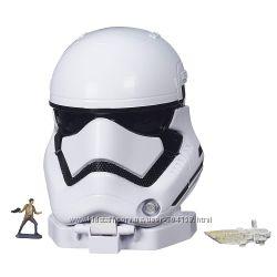 игровой набор Star Wars The Force Awakens Micro Machines First Order Stormt