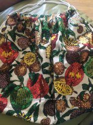 сумка вся расшита бисер паетки  очень красивая вместительная