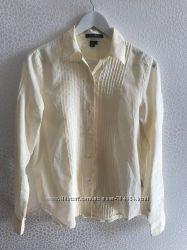 Хлопковая рубашка блузка от Ralph Lauren, Америка, оригинал, US 6