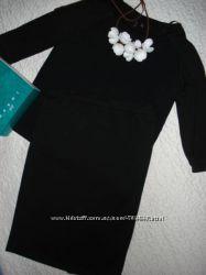 Шикарная юбка oodji трикотаж миди осень-зима-весна р. 38