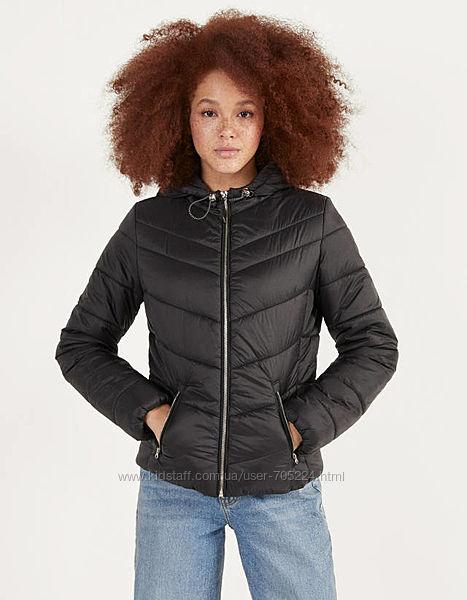 Женская куртка Бершка Bershka