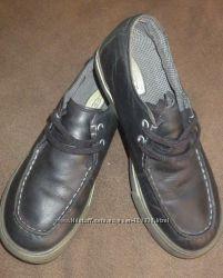 Спортивные туфли Keen кожаные размер 31-32, по стельке 22см