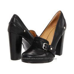 Кожаные туфли Nine West - Шикарные - 38 р.