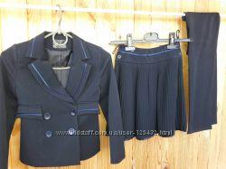 Школьная форма Bozer костюм 3ка для девочки