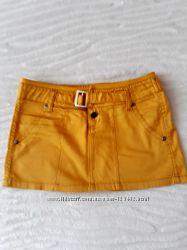 фирменные джинсовые юбки и джинсы