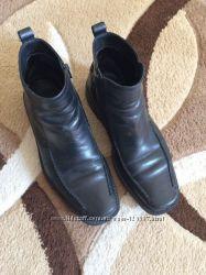 Демисезонные мужские ботинки Ecco. Оригинал