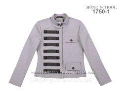 Пиджак в стиле милитари Mоne