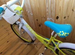 Велосипед Pride Sandy 20 дюймов  в отличном состоянии