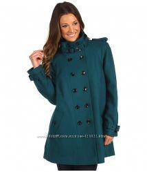 Шерстяное пальто от Nicole Miller, S