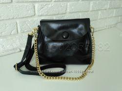 a0580feb6571 Кожаная сумка клатч кожаный на плечо с цепочкой, 950 грн. Женские ...