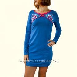 3fd4bf462c0a Зимние роскошные платья-туники с вышивкой купить недорого, 200 грн ...