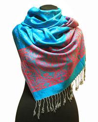 Женский шарф палантин из пашмины pashmina - купить в Киеве с доставкой