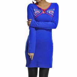 Летние платья свободного кроя из льна и хлопка купить в интернет-магазине