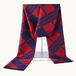 Мужской шарф шерстяной кашемировый купить в интернет-магазине города Киев