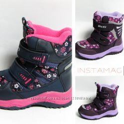 Зимние ботинки для девочек. Качество выше цены