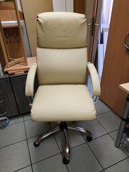 Кресло кожа