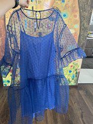 Платье Malyna в размерах 134 и 158, фэмели лук