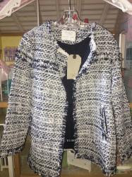 Стильный пиджак Zara, 128 7-8