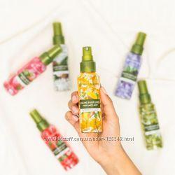 Ароматные фруктовые спреи для тела и волос Ив Роше