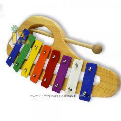 Музыкальные детские инструменты Bino в ассортименте