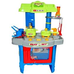 Кухня детская для ролевых игр на 25 предметов