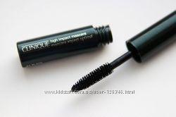 США Тушь супер-обьем Clinique High Impact Mascara и демакияж