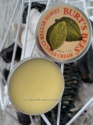 США Масло для кутикулы BURT&acuteS BEES Lemon Butter Cuticle Cream