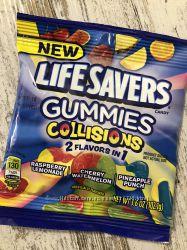 США Легендарные желейные конфеты LIFE SAVERS