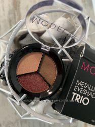 США Тени-трио металлик MODELCO Metallic Eyeshadow Trio