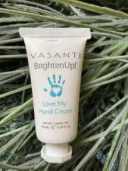 США Увлажняющий крем для рук VASANTI Brighten Up Love My Hand Cream