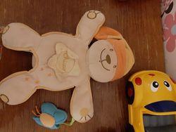 Мягкая игрушка Chicco Медвежонок Сладкие сны