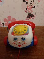 каталка-телефон Fisher-Price