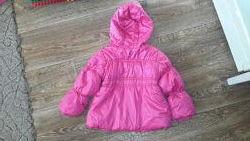 Курточки теплые деми и евро зима, на флисе Old navy.