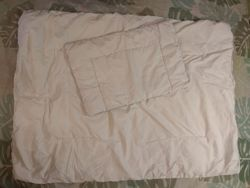 Одеяло и подушка Piccolino. Плед