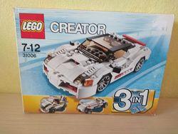 Наборы Lego Creator машинки 3 в 1 оригинал в коробках