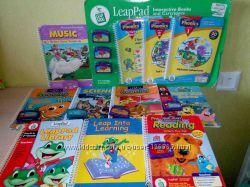 Обучающие платформы и книги к Little touch, MFLP, LeapPad от LEAP FROG