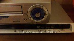 Видеомагнитофон и двд Panasonic в Рабочем хорошем состоянии
