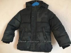 Куртка Zara 110cmside 5маломерит на 2-3 года