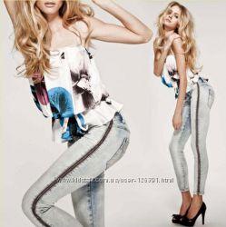 Обалденные джинсы miss sixty 26 размер