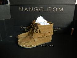 Новые ботинки Mango Kids, 31 размер.