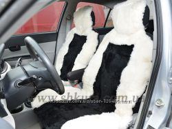 Авто чехлы из натуральной овчины