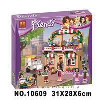 Конструктор Bela Friends 10609 Пиццерия