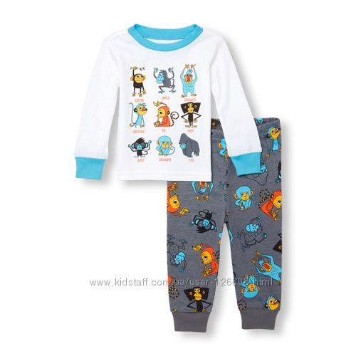 Разм. 3Т. Пижама CHILDRENS PLACE  хлопок. В наличии.