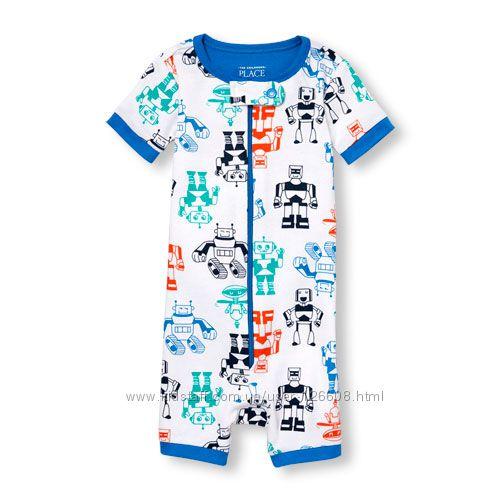 Разм. 3Т. Ромпер, пижама, слип хлопковый Childrens Рlace, чилдренс, наличие.