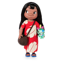 Disney Лило аниматор - Disney Animators сollection Lilo doll, в наличии.