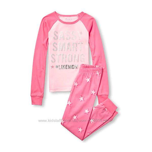7л, 12л. Пижама Childrens рlace, хлопок. В наличии.