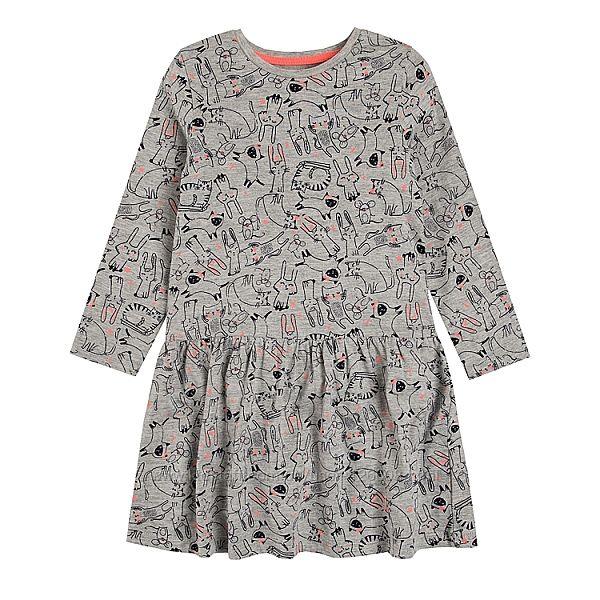 Разм.164. Платье трикотажное с принтом Cool Club. В наличии.