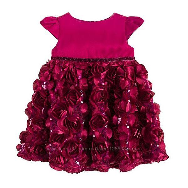 92,98. Праздничное нарядное платье Розы Cool Club. В наличии