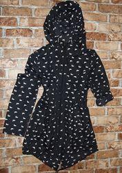 Куртка ветровка парка женская s ка denim co